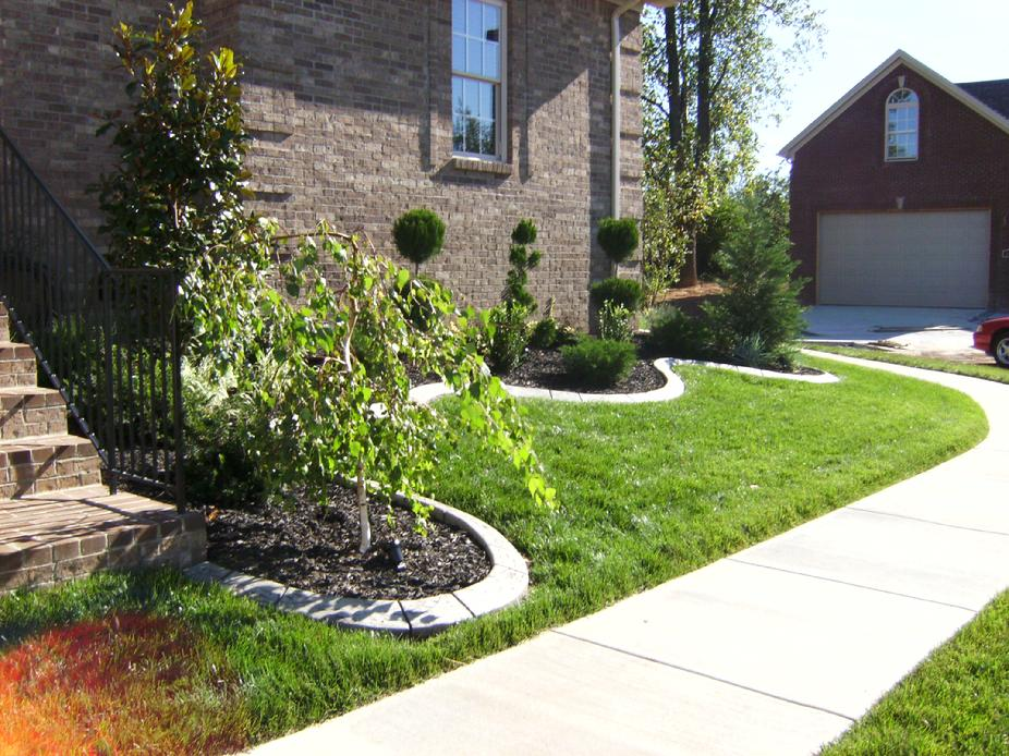 Landscaping Mulch Lexington Ky : Lexington kentucky